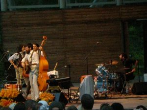 The Avett Brothers in Cary, NC in 2008